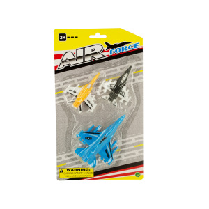 24 Pieces Per Pack Of Jet Fighter Planes Set ][Wholesales Purchase   Hoodmat.Com