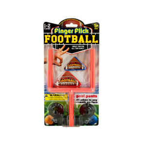 12 Pieces Per Pack Of Finger Flick Football Game ][Wholesales Purchase   Hoodmat.Com