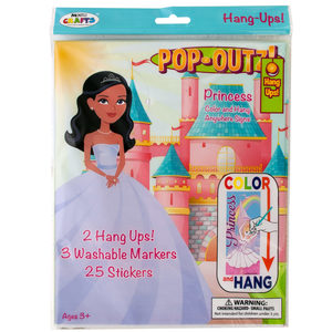 20 Pieces Per Pack Of Princess Pop-Outz Hang Ups Activity Set ][Wholesales Purchase Hoodmat.Com