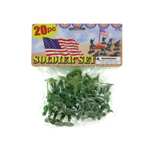 BAG OF SOLDIERS