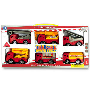 2 Pieces Per Pack Of Fire Engine Truck Set ][Wholesales Purchase   Hoodmat.Com