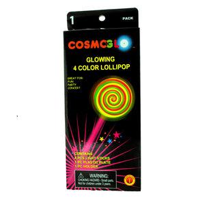 24 Pieces Per Pack Of Lollipop Glow Light Stick ][Wholesales Purchase   Hoodmat.Com