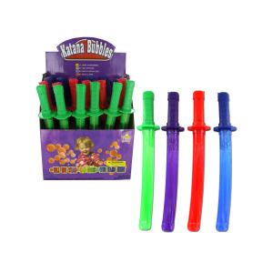 24 Pieces Per Pack Of Bubble Sword Countertop Display ][Wholesales Purchase   Hoodmat.Com