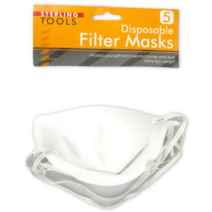 24 Pieces Per Pack Of Disposable Filter Masks ][wholesales purchase|hoodmat.com