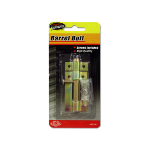 24 Pieces Per Pack Of Barrel Bolt with Screws ][wholesales purchase|hoodmat.com