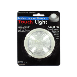 24 Pieces Per Pack Of Compact Touch Light ][Wholesales Purchase|Hoodmat.Com