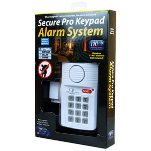 1 Pieces Per Pack Of Secure Pro Keypad Alarm System ][wholesales purchase|hoodmat.com