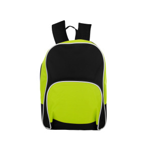 1 Pieces Per Pack Of Lime Green and Black Canvas Backpack ][wholesales purchase|hoodmat.com