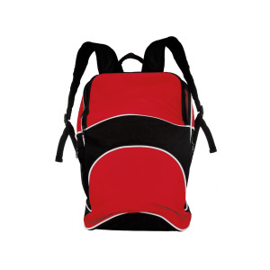 1 Pieces Per Pack Of Red and Black Canvas Backpack ][wholesales purchase|hoodmat.com