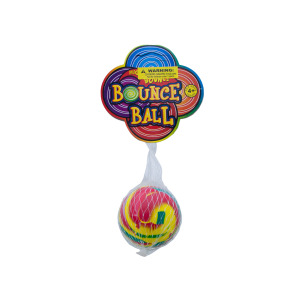24 Pieces Per Pack Of Swirly Super Bounce Ball ][Wholesales Purchase   Hoodmat.Com