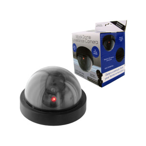 6 Pieces Per Pack Of Mock Dome Surveillance Camera ][Wholesales Purchase|Hoodmat.Com