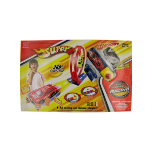 2 Pieces Per Pack Of Super Shooter Race Car Play Set ][Wholesales Purchase   Hoodmat.Com