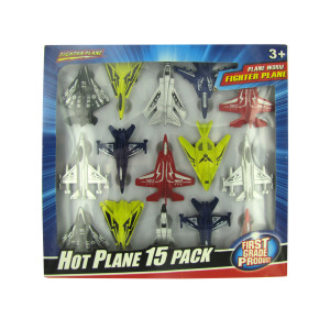 6 Pieces Per Pack Of Fighter Plane Set ][Wholesales Purchase   Hoodmat.Com