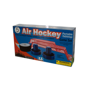 1 Pieces Per Pack Of Portable Tabletop Air Hockey Game Set ][wholesales purchase hoodmat.com