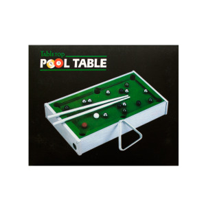 1 Pieces Per Pack Of Mini Tabletop Pool Table ][wholesales purchase hoodmat.com