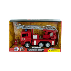 1 Pieces Per Pack Of Fire Rescue Truck With Water Hose ][Wholesales Purchase   Hoodmat.Com