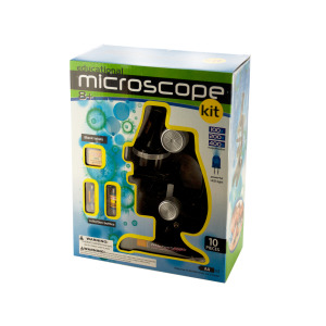 1 Pieces Per Pack Of Educational Microscope Kit ][Wholesales Purchase   Hoodmat.Com