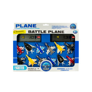 4 Pieces Per Pack Of Toy Jet Fighter Planes With Launch Pads Set ][Wholesales Purchase   Hoodmat.Com