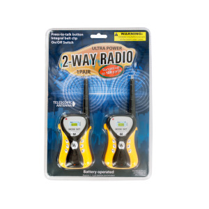 1 Pieces Per Pack Of Ultra Power 2-Way Radio Set ][Wholesales Purchase|Hoodmat.Com