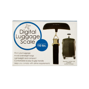 1  Pieces Per Pack Of  Digital Luggage Scale With Easy Grip Handle  ][Wholesales Purchase|Hoodmat.Com