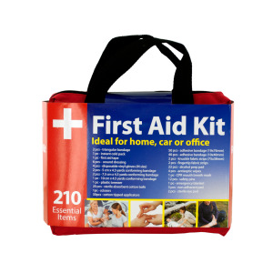 1 Pieces Per Pack Of First Aid Kit In Easy Access Carrying Case ][Wholesales Purchase|Hoodmat.Com