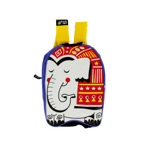 3 Pieces Per Pack Of Circus Elephant Kid Canvas Backpack ][wholesales purchase|hoodmat.com