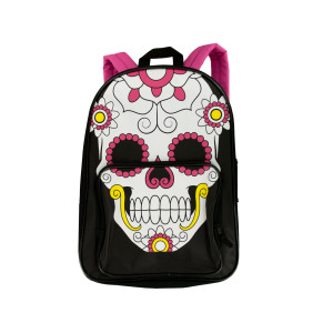 1 Pieces Per Pack Of Sugar Skull Backpack ][wholesales purchase|hoodmat.com