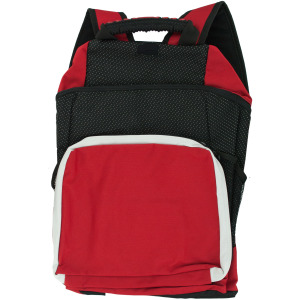1 Pieces Per Pack Of Black & Red Backpack with Pockets ][wholesales purchase|hoodmat.com
