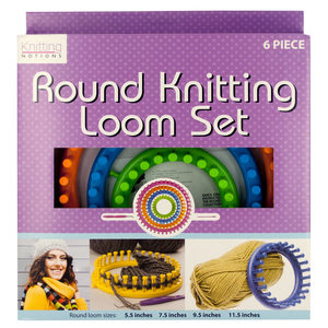 2  Pieces Per Pack Of  Round Knitting Loom Set  ][Wholesales Purchase|Hoodmat.Com