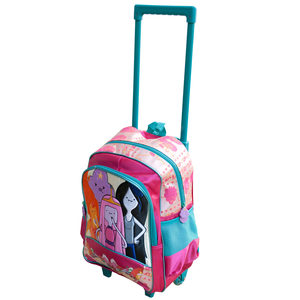 2 Pieces Per Pack Of Adventure Time Princesses Backpack with Wheels ][wholesales purchase|hoodmat.com