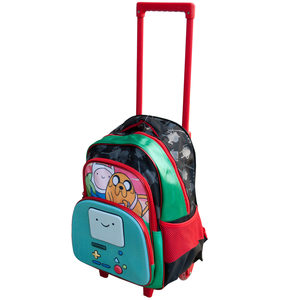 2 Pieces Per Pack Of Adventure Time Beemo Backpack with Wheels ][wholesales purchase|hoodmat.com