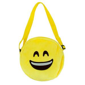4 Pieces Per Pack Of Emoticon Plush Shoulder Bag ][wholesales purchase|hoodmat.com