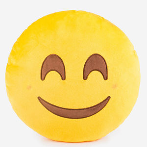 6 Pieces Per Pack Of Emoticon Happy Face Plush Pillow ][Wholesales Purchase|Hoodmat.Com