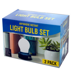 4 Pieces Per Pack Of Anywhere Instant Light Bulbs With Magnetic Bases ][Wholesales Purchase|Hoodmat.Com