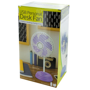 2 Pieces Per Pack Of Classic Design Usb Personal Desk Fan ][Wholesales Purchase|Hoodmat.Com