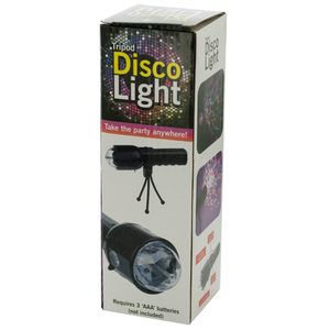 2 Pieces Per Pack Of Tripod Disco Light ][Wholesales Purchase|Hoodmat.Com