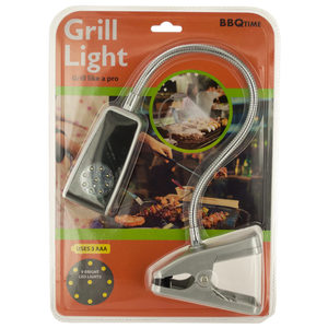 2 Pieces Per Pack Of Barbecue Led Grill Light With Clip ][Wholesales Purchase|Hoodmat.Com