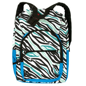 4 Pieces Per Pack Of AKA SPORT Zebra Stripe Pocket Backpack ][wholesales purchase|hoodmat.com