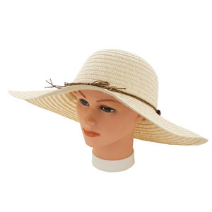 6 Pieces Per Pack Of Ladies Woven Sun Hat ][wholesales purchase|hoodmat.com