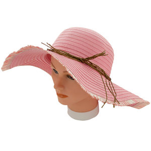 6 Pieces Per Pack Of Ladies Pastel Color Sun Hat ][wholesales purchase|hoodmat.com