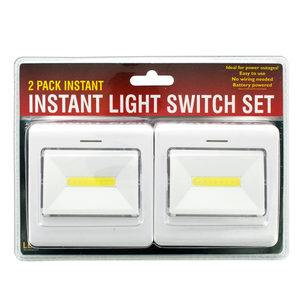 2 Pieces Per Pack Of Instant Led Magnetic Switch Light Set ][Wholesales Purchase|Hoodmat.Com