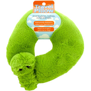 2  Pieces Per Pack Of  Plush Alligator Travel Pillow  ][Wholesales Purchase|Hoodmat.Com