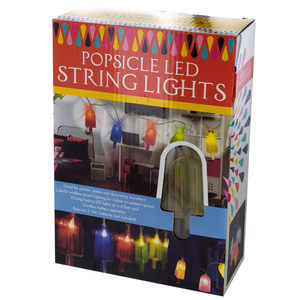 4 Pieces Per Pack Of Popsicle Led String Lights ][Wholesales Purchase|Hoodmat.Com
