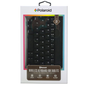 2 Pieces Per Pack Of Polaroid Bluetooth Wireless Keyboard For Tablets ][Wholesales Purchase|Hoodmat.Com