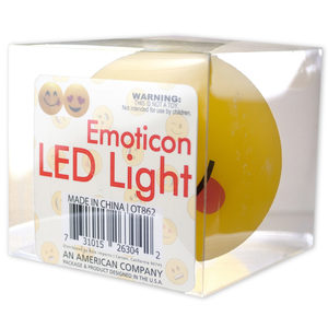 6 Pieces Per Pack Of Emoticon Led Light ][Wholesales Purchase|Hoodmat.Com