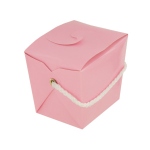 25  Pieces Per Pack Of  Mini Pink Gift Pail ][wholesales purchase|hoodmat.com