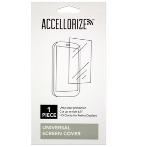 36 Pieces Per Pack Of Accellorize Universal Phone Screen Cover ][Wholesales Purchase Hoodmat.Com