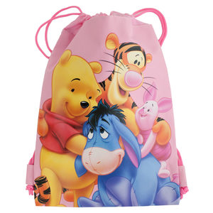 12 Pieces Per Pack Of Winnie the Pooh Cinch Backpack ][wholesales purchase|hoodmat.com