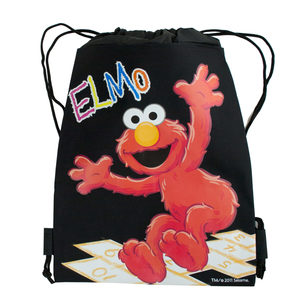 12 Pieces Per Pack Of Sesame Street Elmo Cinch Backpack ][wholesales purchase|hoodmat.com