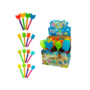 32 Pieces Per Pack Of Sand Toy Bubble Stick Counter Top Display ][Wholesales Purchase   Hoodmat.Com